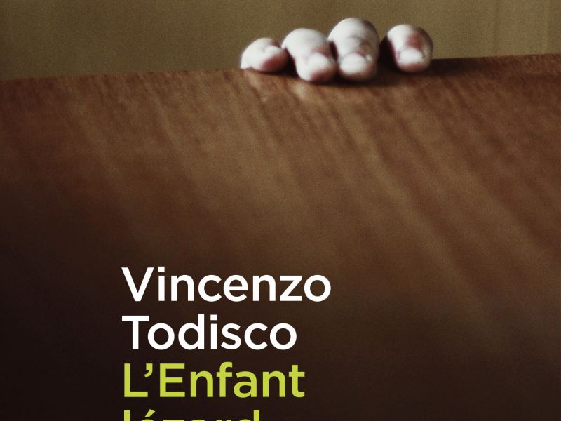 L'Enfant lézard, Vincenzo Todisco, Editions Zoé, 202 pages.